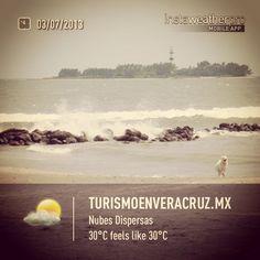 Buenos días #jarochos a seguir sufriendo con este #calor #megusta http://www.facebook.com/TurismoEnVeracruzAventura