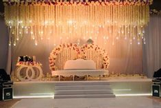 Wedding Decorators in Nathupur, Gurgaon - Celebrations Concept Pvt. Wedding Decorators in Nathu Indian Wedding Stage, Wedding Backdrop Design, Wedding Stage Design, Wedding Reception Backdrop, Desi Wedding Decor, Wedding Hall Decorations, Luxury Wedding Decor, Backdrop Decorations, Party Wedding