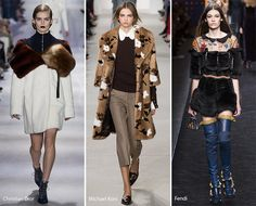 Fall/ Winter 2016-2017 Fashion Trends: Fur Trends 2017 | For more inspirations visit and follow: www.delightfull.eu