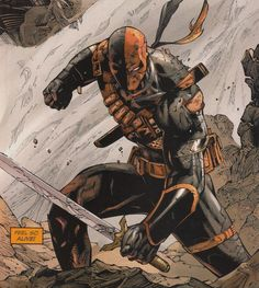 Deathstroke Volume 1 - Gods of War