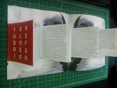 Milton Glaser magazine layout idea #3