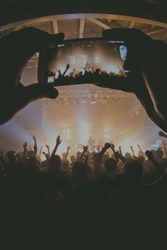 Untitled god is a dj,  #rave  party -  lights,  #hands
