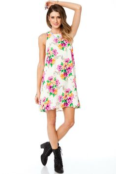 ShopSosie Style : Sofelia Tank Dress