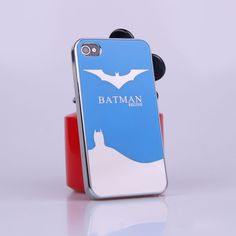 Bat Man Protective Back Case for iPhone4 4s