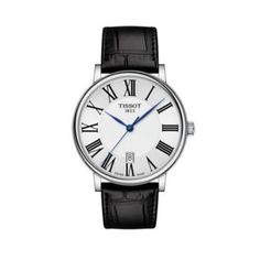 Discover TISSOT® Swiss watches on our official Australian website. Model: Find your closest store or service center, learn more about TISSOT. Cow Leather, Black Leather, Tissot Mens Watch, Swatch, Le Locle, Skeleton Watches, Style Classique, Bracelet Cuir, Watch Model