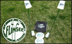 Flimsee Game Review : Frisbee Toss :: Outdoor Game Reviews   Game Descriptions