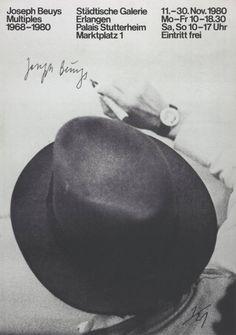 Joseph Beuys. Multiples 1968 - 1980 1980 by Joseph Beuys 1921-1986