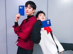SF9 | Rowoon & Dawon