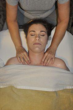 Manual lymph Drainage with massage!