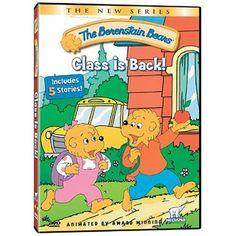 Berenstain Bears: Class is Back! DVD for  $24.95