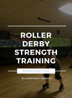 roller derby strength training