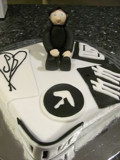 Marilyn Manson Birthday Cake
