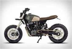 - Deze Honda 650 Muxima uit de Ton-Up Garage is.. uhmm.. WOW! - Manify.nl