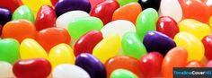 Jelly Beans Facebook Timeline Cover Hd Facebook Covers - Timeline Cover HD
