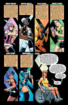 Harley Quinn And Her Gang Of Harleys Issue #1 - Read Harley Quinn And Her Gang…
