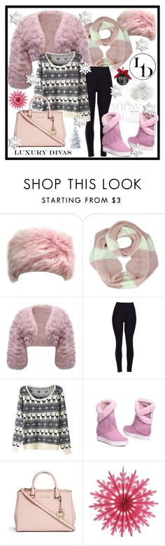"""""""Luxury Divas"""" by amra-sarajlic ❤ liked on Polyvore featuring Michael Kors, Cultural Intrigue, Sage & Co. and LUXURYDIVAS"""