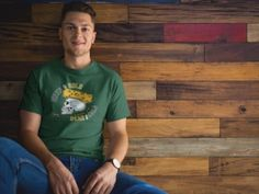 Smack Apparel ~ Products ~ Green Bay Football Fans. Green and Gold Until I'm Dead and Cold Shirt, Hoodie, or Tank Top ~ Shopify Green Bay Football, Green Bay Packers Fans, Football Fans, Green And Gold, Cold, Hoodies, Tank Tops, Shirts, Hoodie
