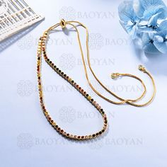 Mia Diamonds 14k Yellow Gold 2mm 16in Pink Leather Cord Necklace