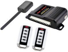 CSPI - 1-Way Dynamic Code Alarm & Keyless Entry System Case Pack 6
