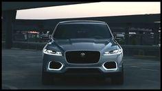 Jaguar CX-17 Concept : Roulage (vidéo)