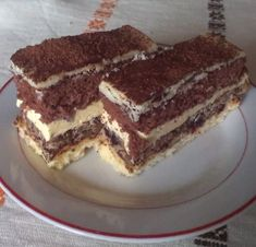 Cream Cheese Biscuits, Tiramisu, Nutella, Yummy Food, Yummy Recipes, Food And Drink, Cooking Recipes, Sweets, Baking