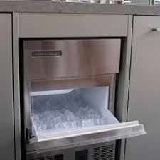 Image result for outdoor kitchen ice maker | Kitchen ...