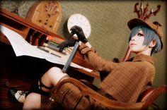 Ciel (Kuromitu - WorldCosplay) | Kuroshitsuji #cosplay #anime