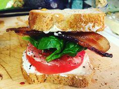 If this don't put me back in my Grandma Lluuana's Kitchen I don't know what will. This was our favorite lunch/snack to share together. You just can't beat a good ol' BLT but this one is Organic and Gluten Free..always with tha rhyming  #glutenfree #blt #foodpics #instafoodie #eatfatlosefat #lowcarb #fitfood #fitnessfood #instagood #instafit #nutrition #healthy #healthylifestyle #healthyeating #healthyliving #health #foodie #fitnessmotivation #fitness #fit #fitfam #model #modellife #jerf…