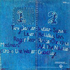 Madman across the Water - Elton John album cover