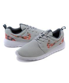 buy online d3c0f 4cc41 Cheap Nike Roshe Run Women USA Sale,Nike running Shoes outlet! Women s Nike  Roshe One Print Flower Running Shoes Gray  Nike Roshe Run Floral 001   -