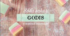 Underbart frasiga kexchokladkakor som går rasande fort att göra själv. Här är Therésia Franklins härliga recept – enklare kan det inte bli.