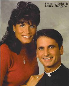 Father Charles Mangano & his sister Laurie from Mater Dei #Music Ministry #Catholic