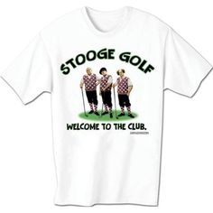 Play gold like you're #PGA with #ThreeStooges golf accessories from www.http://buff.ly/2tuZjpB?utm_content=buffer84cc2&utm_medium=social&utm_source=pinterest.com&utm_campaign=buffer