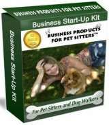 Business Start-up Kit For Pet Sitters - This #1 Selling Business Start-up Kit For Pet Sitters & Dog Walkers Contains Everything New Business Owners Need To Start And/or Manage Their Pet Sitting And Dog Walking Business.