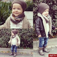 fall outfit for little boy