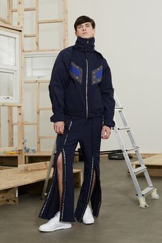 Christopher Shannon Fall 2016 Menswear Collection Photos - Vogue