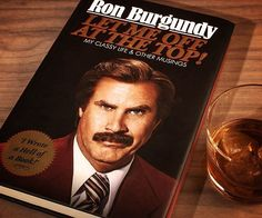 The world's most trusted and beloved television News Anchor, Ron Burgundy, pulls no punches in Let Me Off at the Top! Burgundy tells the tale of his humble beginnings in a desolate Iowa coal-mining town to his years at Our Lady Queen of Chewbacca High School to his odds-defying climb to the dizzying heights of Anchordom. In his very own words Burgundy reveals his most private thoughts, his triumphs – and his disappointments. His life reads like an adventure story complete with knock-down…