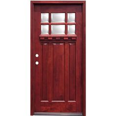 39 best front doors images craftsman style front doors wood entry rh pinterest com