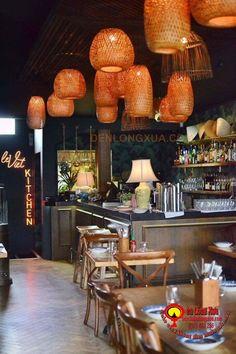 Đèn mây tre đan trang trí nhà cửa, nhà hàng, quán cafe với đủ loại kiểu dáng khác nhau đơn giản đẹp, hãy liên hệ +84979 083 286 / 0948 914 229 (Call/Viber/WhatApps),www.denlongxua.com; denlongxua@gmail.com #đènlồngxưa #đènmâytre #bamboolamp #đènmâytretrangtrí #vietnam #hoian #lanterns #socialmedia #lamp #pinterest #mâytređan #beauty Vietnamese Restaurant, French, Furniture, Home Decor, Image, Decoration Home, French People, Room Decor, Home Furnishings