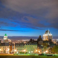 Old Québec  Visitors to Old Québec soon see why UNESCO designated it a world heritage treasure! You'll love Château Frontenac (the world's most photographed hotel), the centuries-old architecture, and the historic sites.