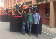 #HeroMotoCorp Strikes a Goal with Hero World Bike Contest During FIFA U-17 World Cup India 2017 Football Fever, Football Fans, Hero Motocorp, Hero World, Fifa World Cup, Bike, India, Goals, Bicycle