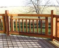 deck railing ideas - Bing Images