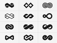 Infinity logos designed by Michal Tomašovič. Connect with them on Dribbble; the global community for designers and creative professionals. 2 Logo, Symbol Logo, Typography Logo, Logo Branding, Branding Design, Logo Maker, Custom Logo Design, Custom Logos, Logo Infinity