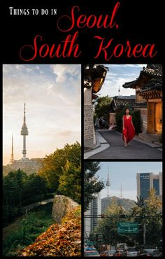 Read on for unique things to do in Seoul to help plan your trip to South Korea. 3 days in Seoul, South Korea. #SouthKorea #Asia #Seoul #TBIN