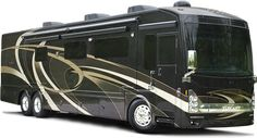 The Tuscany is Thor Motor Coach's most sophisticated line of Class A diesel luxury motorhome. Rv Motorhomes, Luxury Motorhomes, Class A Motorhomes, Bus Camper, Campers, Luxury Rv, Luxury Travel, Cool Rvs, Rv Camping