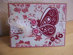 Terris Crafty Corner: Florals Embellished cards