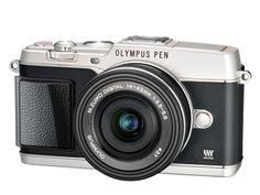 Olympus Shop - E-P5 Luxury Kit - Cameras - PEN Cameras