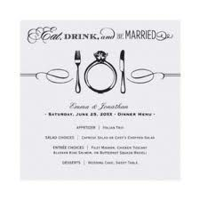 Menu Style Wedding Invitation Google Search Purple Invitations Engagement Stationary