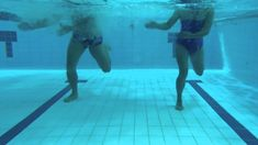 Water Aerobic Exercises, Swimming Pool Exercises, Pool Workout, Knee Exercises, Sweat Workout, Sweat Fitness, Gain Muscle, Water Aerobics Routine, Clearwater Pools