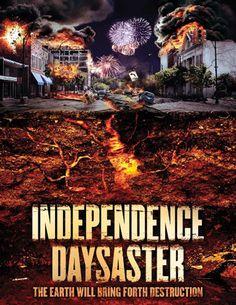 Kurtulus Gunu Felaketi - Independence Daysaster - 2013 - DVDRip Film Afis Movie Poster